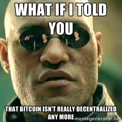 Bitcoin Matrix ;P
